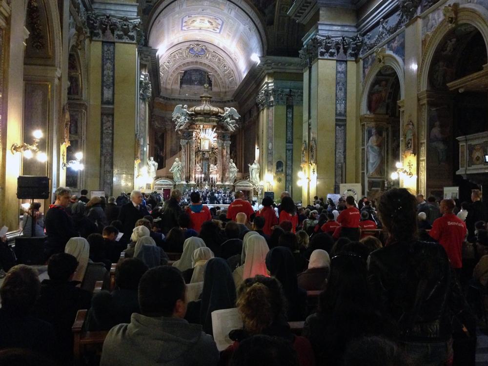 Via Crucis donne crocifisse 2014 (7)