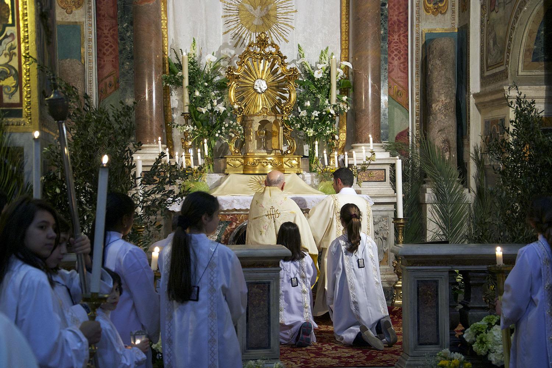 Messa in Coena Domini 73